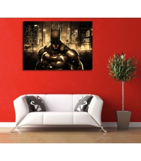batman canvas frames